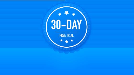 30-дневен безплатен пробен период