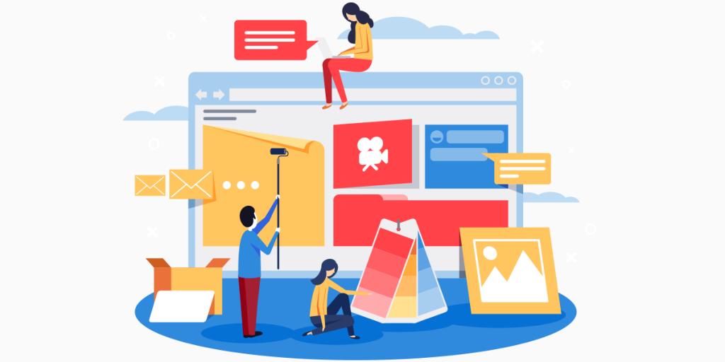 New Website Builder Trends