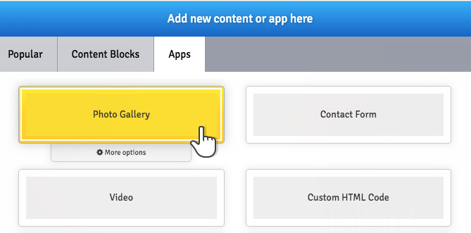 Useful apps and add-on modules for your site