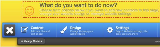 Website Builder Personal Assistant